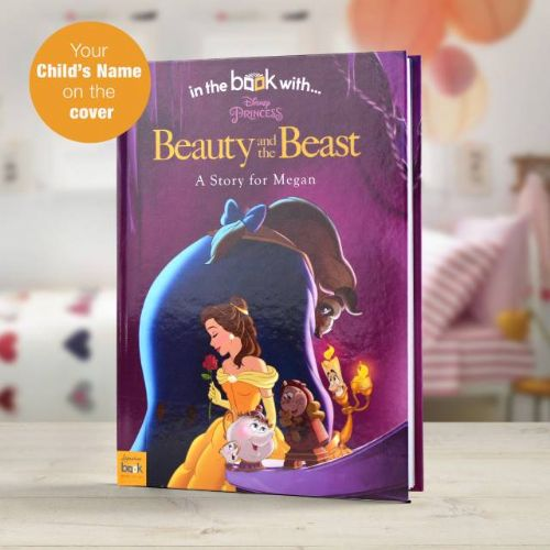 Disney Beauty & the Beast Story Book
